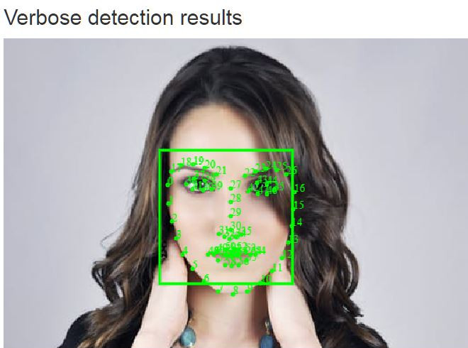 Comprobo – Facial Detection