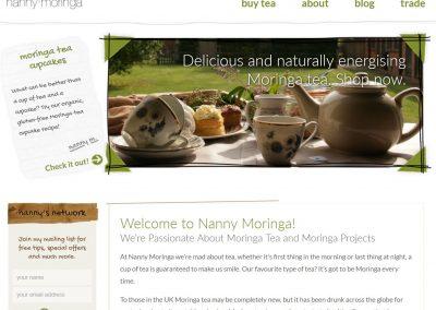 Nanny Moringa Tea